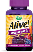 Buy Alive! Women's Vitamins 75 Gummies Nature's Way Online, UK Delivery, Multivitamins