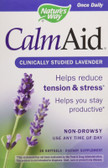 Buy UK Calm Aid Lavender 30 sGels Nature's Way Online, UK Delivery, Stress