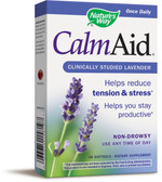Buy Calm Aid Lavender 30 sGels Nature's Way Online, UK Delivery, Stress