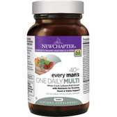 Buy 40+ Every Man's One Daily Multi 96 Tabs New Chapter Online, UK Delivery, Multivitamins For Men