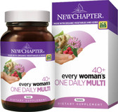 Buy 40+ Every Woman's One Daily Multi 72 Tabs New Chapter Online, UK Delivery, Multivitamins For Women