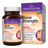Buy Take Care Bone Strength 240 Tiny Tabs New Chapter Online, UK Delivery, Bones Osteo Support Formulas