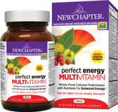 Buy Perfect Energy Multivitamin 72 Tabs New Chapter Online, UK Delivery, Energy Boosters Formulas Supplements Fatigue Remedies Treatment