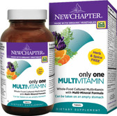 Buy Only One Multivitamin 72 Tabs New Chapter Online, UK Delivery, Multivitamins
