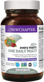 Buy 40+ Every Man's One Daily Multi 48 Tabs New Chapter Online, UK Delivery, Multivitamins For Men