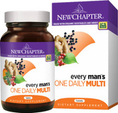 Buy Every Man's One Daily Multi 48 Tabs New Chapter Online, UK Delivery, Multivitamins For Men