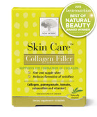 Buy Skin Care Collagen Filler 60 Tabs New Nordic US Online, UK Delivery, Women's Supplements Vitamins For Women Skin