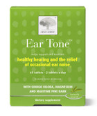Buy Ear Tone 60 Tabs New Nordic US Online, UK Delivery, Ear Ringing Hearing Tinnitus Treatment Remedy Relief