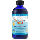 Buy Children's DHA Strawberry 8 oz (237 ml) Nordic Naturals Online, UK Delivery, EFA Omega EPA DHA