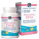 Buy Prenatal DHA 500 mg 90 sGels Nordic Naturals Online, UK Delivery, EFA Omega DHA