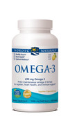 Buy Omega-3 Lemon 1000 mg 120 sGels Nordic Naturals Online, UK Delivery, EFA Omega EPA DHA