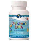 Buy Children's DHA Strawberry 250 mg 90 Chewable sGels Nordic Naturals Online, UK Delivery, EFA Omega EPA DHA