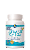 Buy Ultimate Omega Lemon 1000 mg 60 sGels Nordic Naturals Online, UK Delivery, EFA Omega EPA DHA