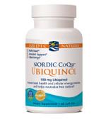 Buy Nordic CoQ10 Ubiquinol 100 mg 60 sGels Nordic Naturals Online, UK Delivery, Antioxidant Ubiquinol CoQ10