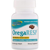 Buy OregaResp 140 mg 60 sGels North America Herbs & Spice Online, UK Delivery, Respiratory Support Supplements