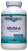 Buy MVM-A 180 Veggie Caps Nutricology Online, UK Delivery, Multivitamins