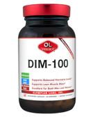 Buy DIM-100 60 Veggie Caps Olympian Labs Online, UK Delivery, DIM Hormonal Balance