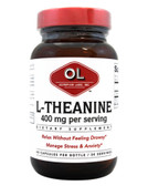 Buy L-Theanine 400 mg 60 Caps Olympian Labs Online, UK Delivery,