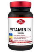 Buy Vitamin D3 3000 IU 100 Caps Olympian Labs Online, UK Delivery, Vitamin D3