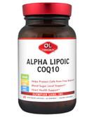 Buy Alpha Lipoic CoQ10 60 Veggie Caps Olympian Labs Online, UK Delivery, Antioxidant ALA