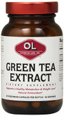 Buy Green Tea Extract 60 Veggie Caps Olympian Labs Online, UK Delivery, Antioxidant