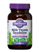 Buy Milk Thistle Dandelion 90 Non-GMO Veggie Caps Oregon's Wild Harvest Online, UK Delivery, Liver Support