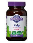 Buy Kelp 90 Veggie Caps Oregon's Wild Harvest Online, UK Delivery, Algae Kelp