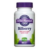 Buy Bilberry 60 Non-GMO Veggie Caps Oregon's Wild Harvest Online, UK Delivery, Eye Support Supplements Vision Care Bilberry