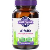 Buy Alfalfa 90 Non-GMO Veggie Caps Oregon's Wild Harvest Online, UK Delivery, Herbal Natural