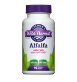 Buy Alfalfa 90 Non-GMO Veggie Caps Oregon's Wild Harvest Online, UK Delivery, Herbal Natural Treatment Remedy