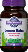 Buy Lemon Balm 90 Non-GMO Veggie Caps Oregon's Wild Harvest Online, UK Delivery, Herbal Remedy Natural Treatment