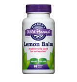 Buy Lemon Balm 90 Non-GMO Veggie Caps Oregon's Wild Harvest Online, UK Delivery, Herbal Remedy Natural Treatment