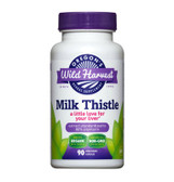 Buy Milk Thistle 90Non-GMO Veggie Caps Oregon's Wild Harvest Online, UK Delivery, Cleanse Detox Cleansing Detoxify Formulas