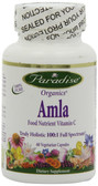 Buy Amla 60 Veggie Caps Paradise Herbs Online, UK Delivery, Women's Vitamins Supplements for Women