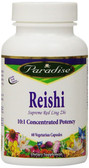 Buy Reishi Supreme Red Ling Zhi 60 Veggie Caps Paradise Herbs Online, UK Delivery, Immune Systems Vitamins Boosters Support Supplements
