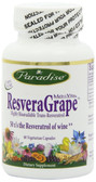 Buy MedVita ResveraGrape 60 Veggie Caps Paradise Herbs Online, UK Delivery,