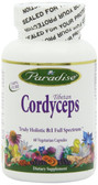 Buy Tibetan Cordyceps 60 Veggie Caps Paradise Herbs Online, UK Delivery, Immune Support Mushrooms
