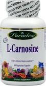 L-Carnosine, 60 Caps, Paradise