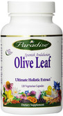 Buy Spanish Andalusian Olive Leaf 120 Veggie Caps Paradise Herbs Online, UK Delivery, Immune Systems Vitamins Boosters Support Supplements