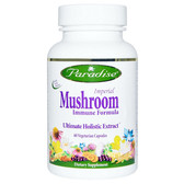Buy Imperial Mushroom Immune Formula 60 Veggie Caps Paradise Herbs Online, UK Delivery, Immune Systems Vitamins Boosters Support Supplements