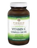 Buy Vitamin C Complex 500 mg 180 Veggie Caps Pioneer Nutritional Formulas Online, UK Delivery, Vitamin C Bioflavonoids Rosehips