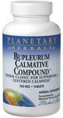 Bupleurum Calmative Compound 550 mg 120 Tabs, Planetary