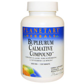 Bupleurum Calmative Compound 550 mg 120 Tabs Planetary