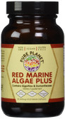 Buy Red Marine Algae Plus 500mg 90 Veggie Caps Pure Planet Online, UK Delivery,