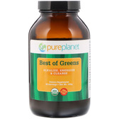 Buy Organic Best of Greens 150 g Pure Planet Online, UK Delivery, Green Foods Superfoods