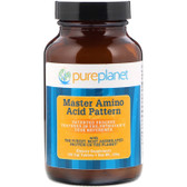 Buy Master Amino Acid Pattern 1000 mg 100 Tabs Pure Planet Online, UK Delivery, Protein