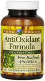 Buy AntiOxidant Formula 90 Veggie Caps Pure Vegan Online, UK Delivery, Antioxidant