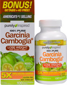 Buy Garcinia Cambogia+ 1600 mg 100 Tabs Purely Inspired Online, UK Delivery, Diet Weight Loss