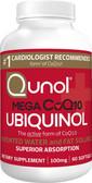 Buy Mega CoQ10 Ubiquinol 100 mg 60sGels Qunol Online, UK Delivery, Antioxidant Ubiquinol CoQ10