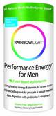 Buy Performance Energy for Men Food-Based Multivitamin 180 Tabs Rainbow Light Online, UK Delivery